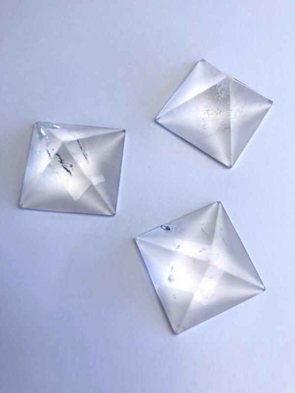 Bergkristall Pyramide