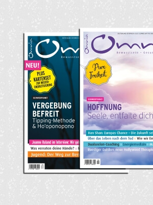 omnia magazin Freiheit – 2 Ausgaben: Vergebung & Hoffnung