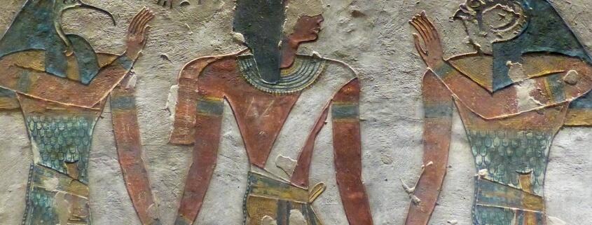 Spirituelle Reise in Ägypten: Mensch zwischen Isis und Osiris
