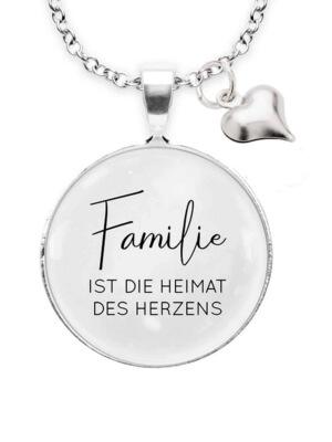 Familie ist die heimat
